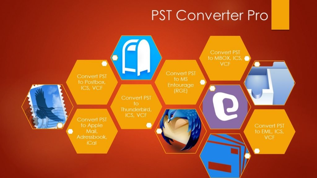 Convert PST to EML