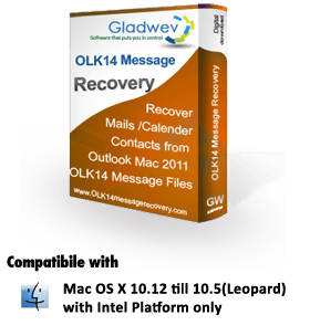 OLK14 Message Recovery