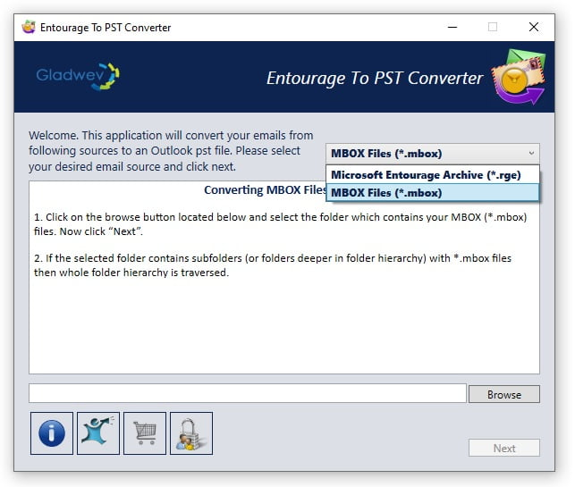 rge to pst converter